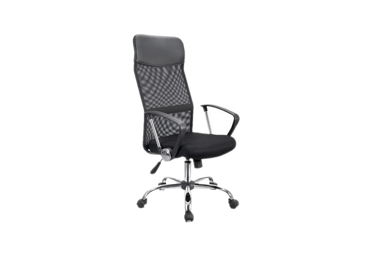 Kancelářská židle CANCEL KOMFORT, černá, ADK012010
