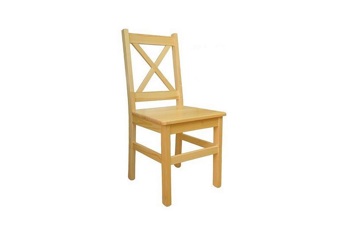 Dřevěná židle SITDOWN 2