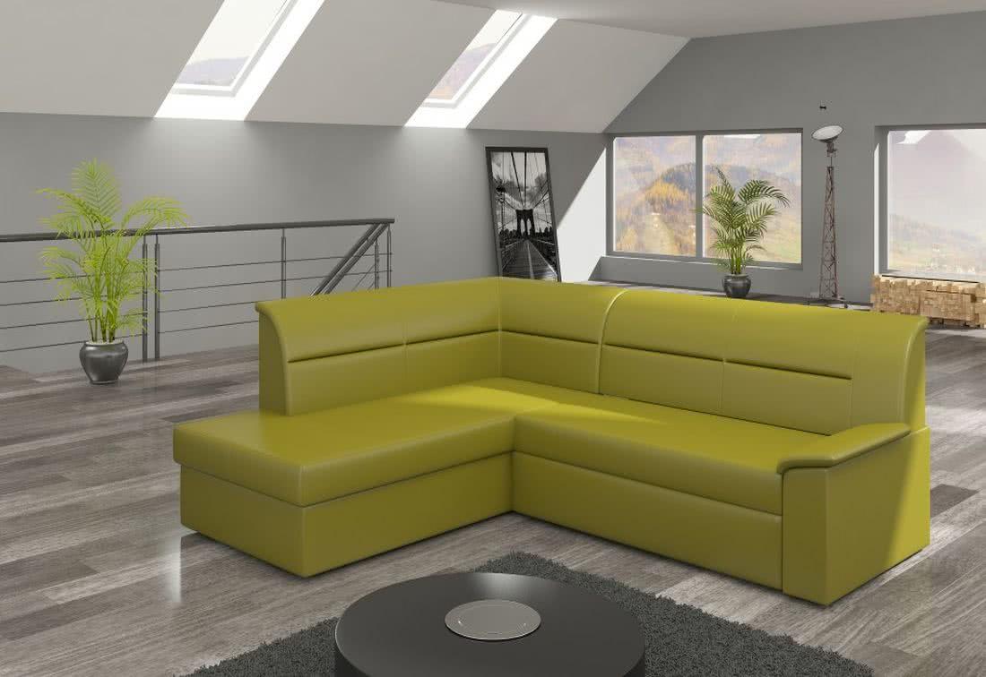 Rohová sedačka ROBERTO, 250x87x208, soft013, levá