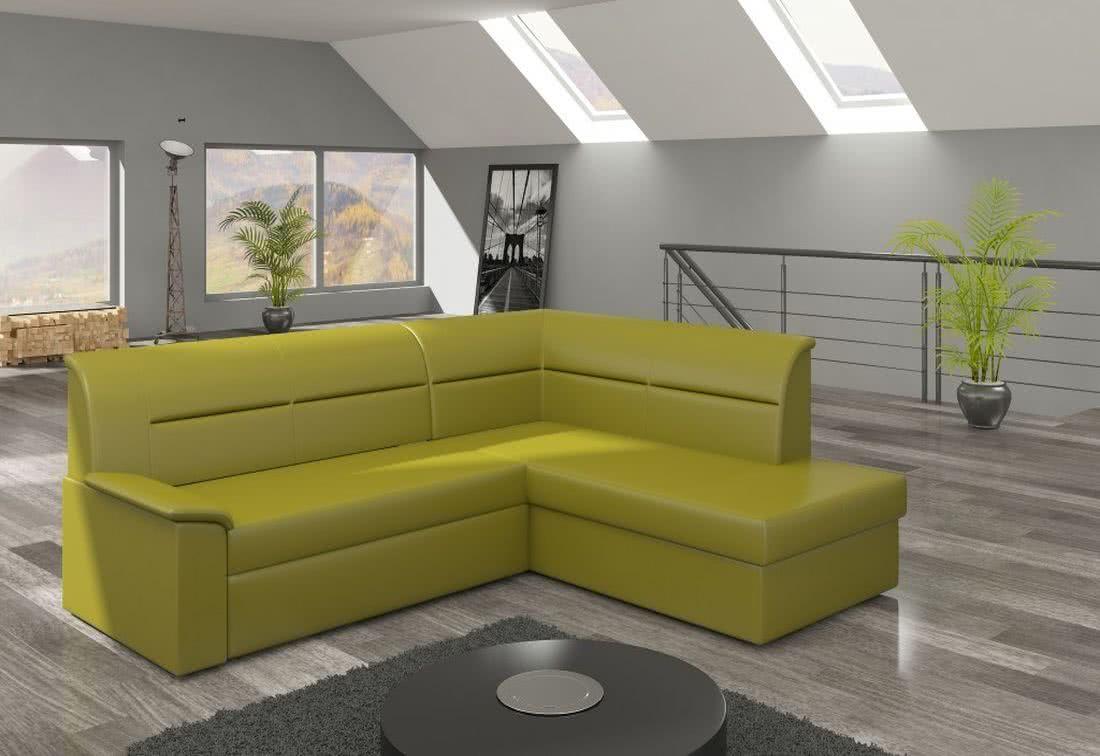 Rohová sedačka ROBERTO, 250x87x208, soft013, pravá