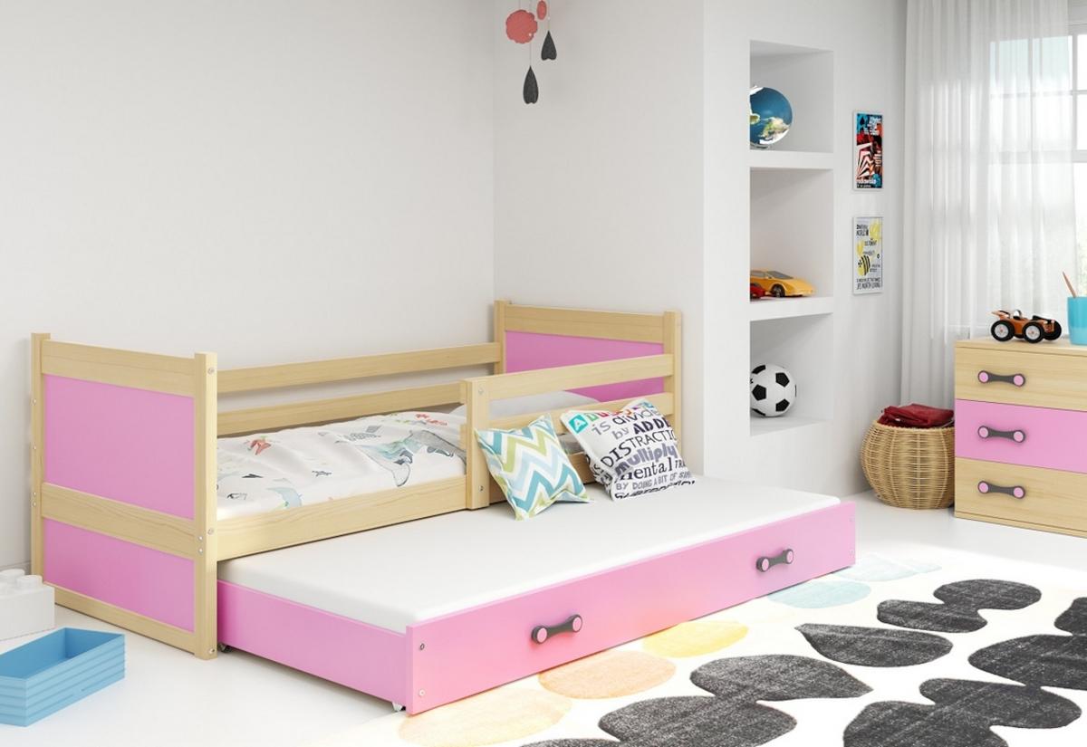 Dětská postel FIONA 2 + matrace + rošt ZDARMA