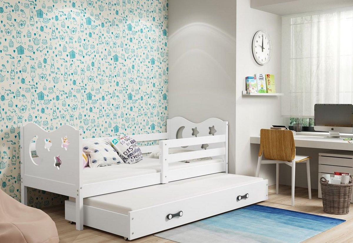 Dětská postel KAMIL 2 + matrace + rošt ZDARMA