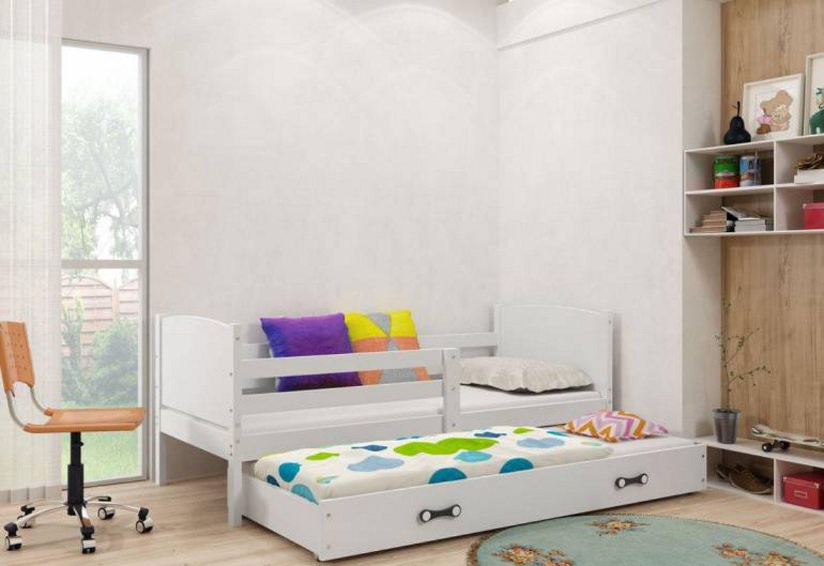 Dětská postel BRENEN 2 + matrace + rošt ZDARMA
