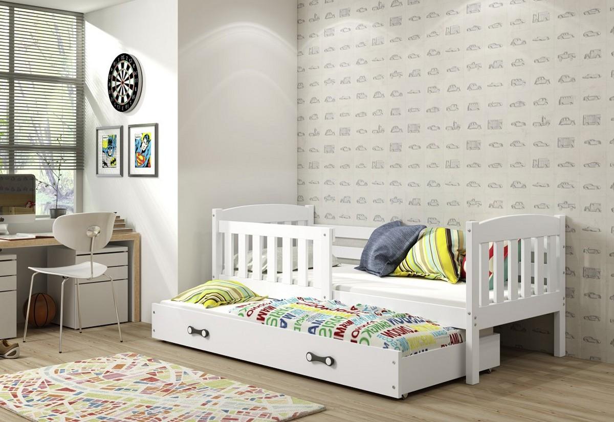 Dětská postel FLORENT 2 + matrace + rošt ZDARMA