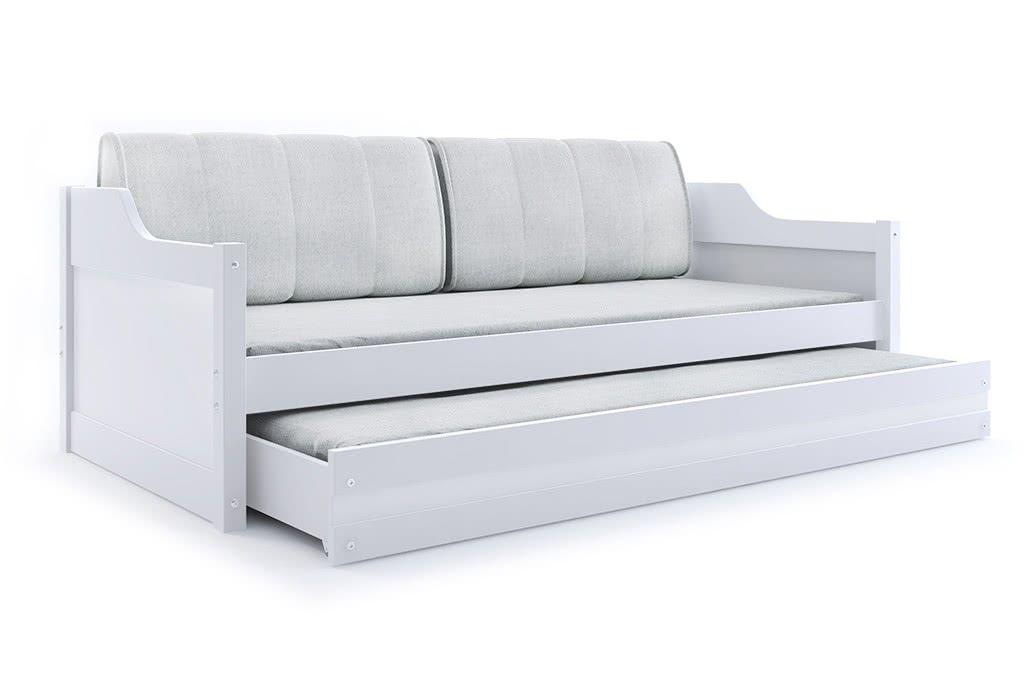 Dětská postel CASPER 2 + matrace + rošt ZDARMA