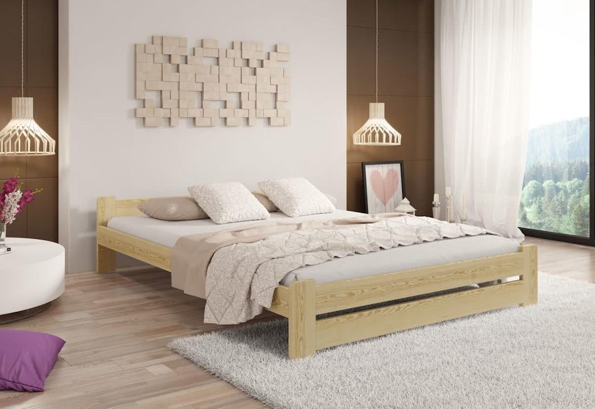 Postel HERA + matrace + rošt 140 x 200 cm