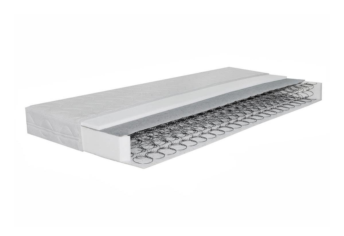 Pružinová matrace DADEL, 140x200x16 cm