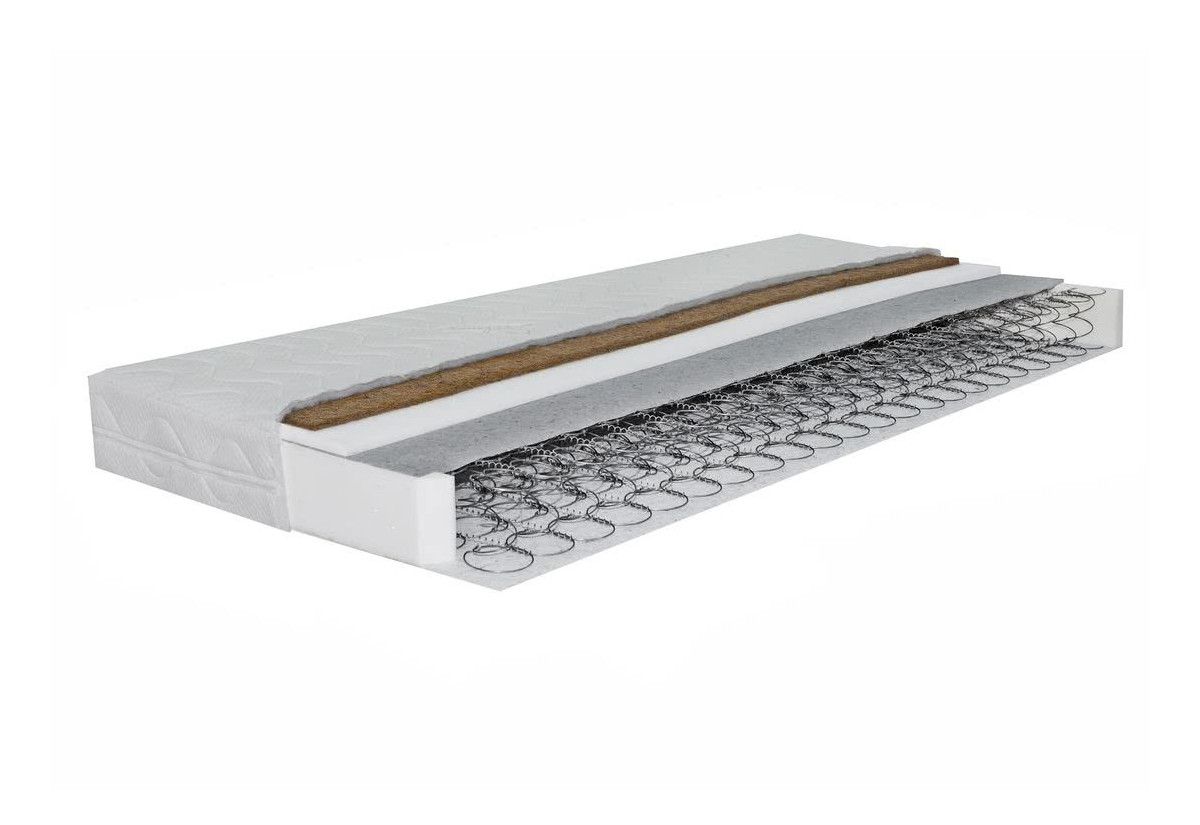 Pružinová matrace KARI, 140x200x16 cm
