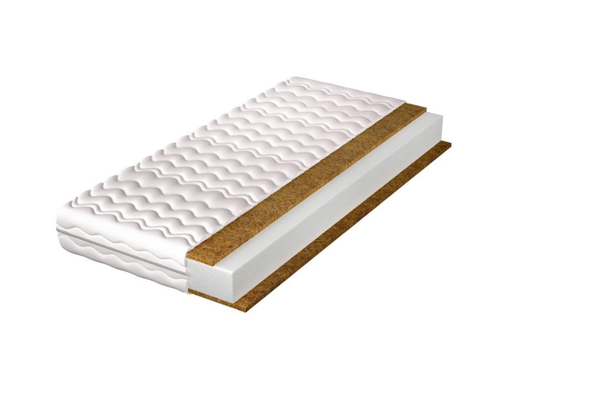 Expedo Pěnová matrace TONDA 15, 140x200x15 cm