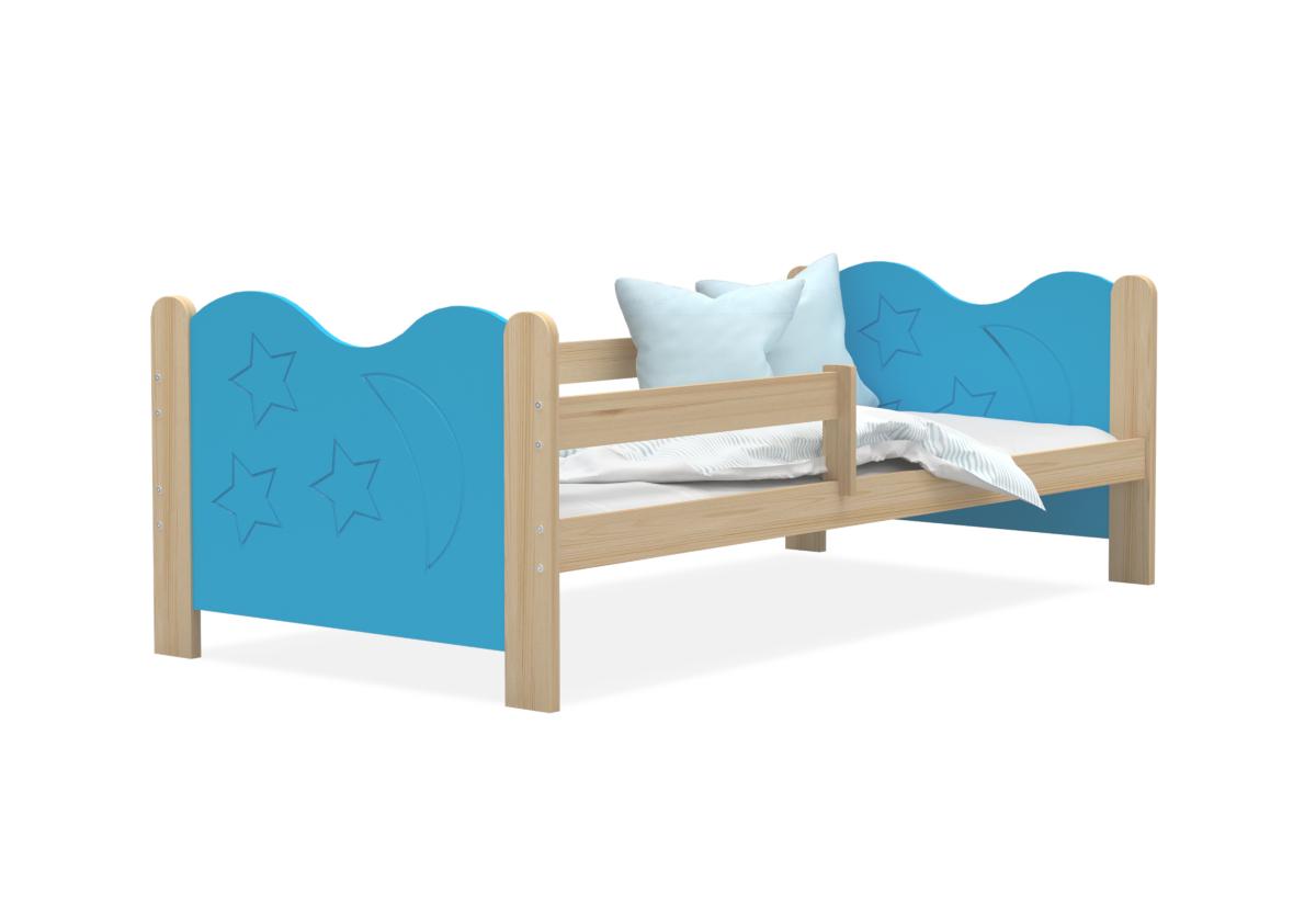 Dětská postel MICKEY + matrace + rošt ZDARMA