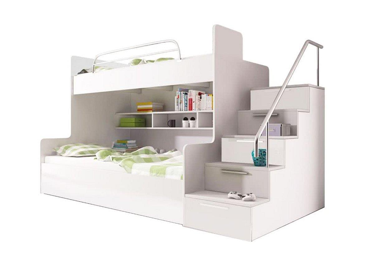 Dětská patrová postel DARCY II