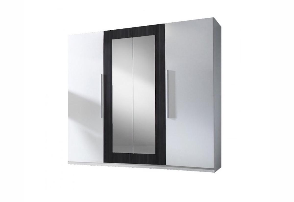 Šatní skříň se zrcadlem ERA