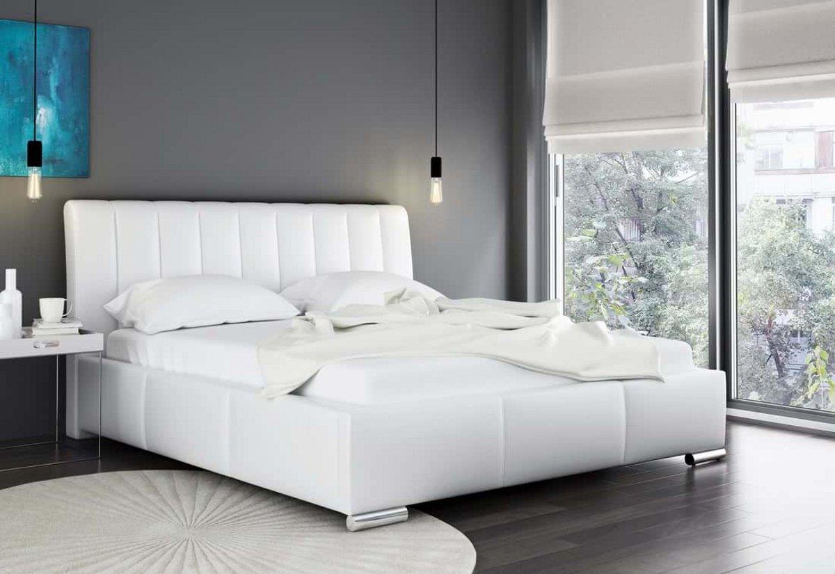Čalouněná postel LANA, 120x200, madryt 128