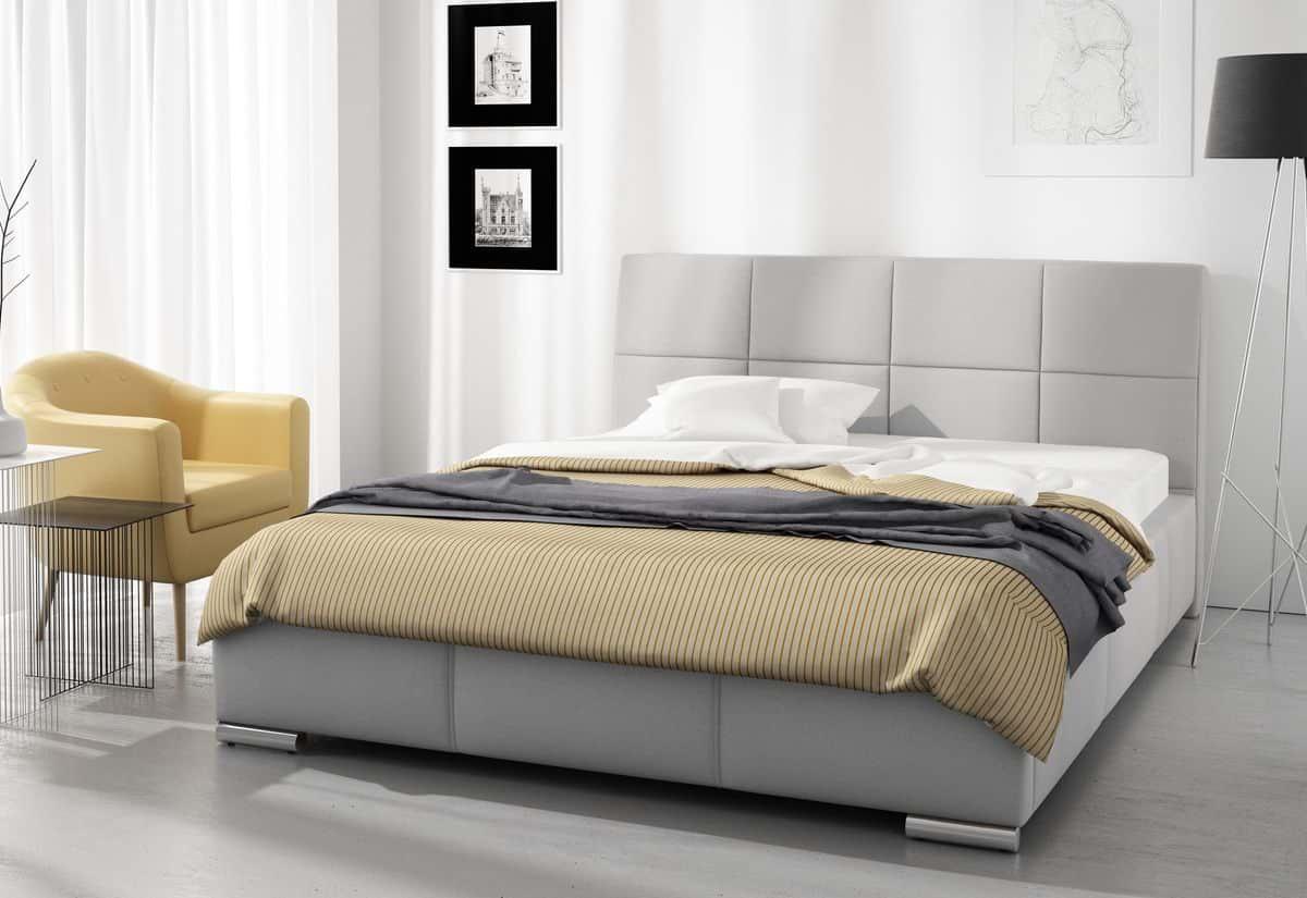 Čalouněná postel MONICA, 120x200, madryt 190
