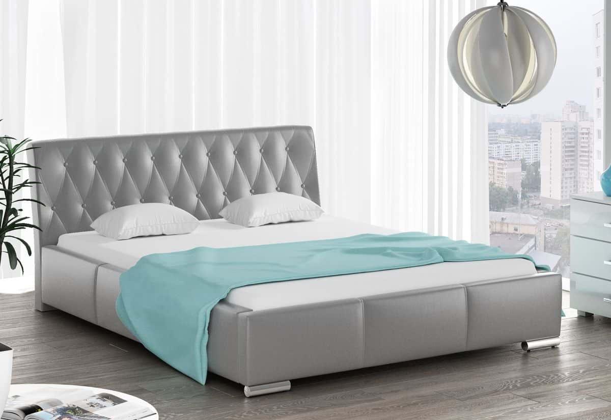 Čalouněná postel NYSA, 120x200, madryt 190