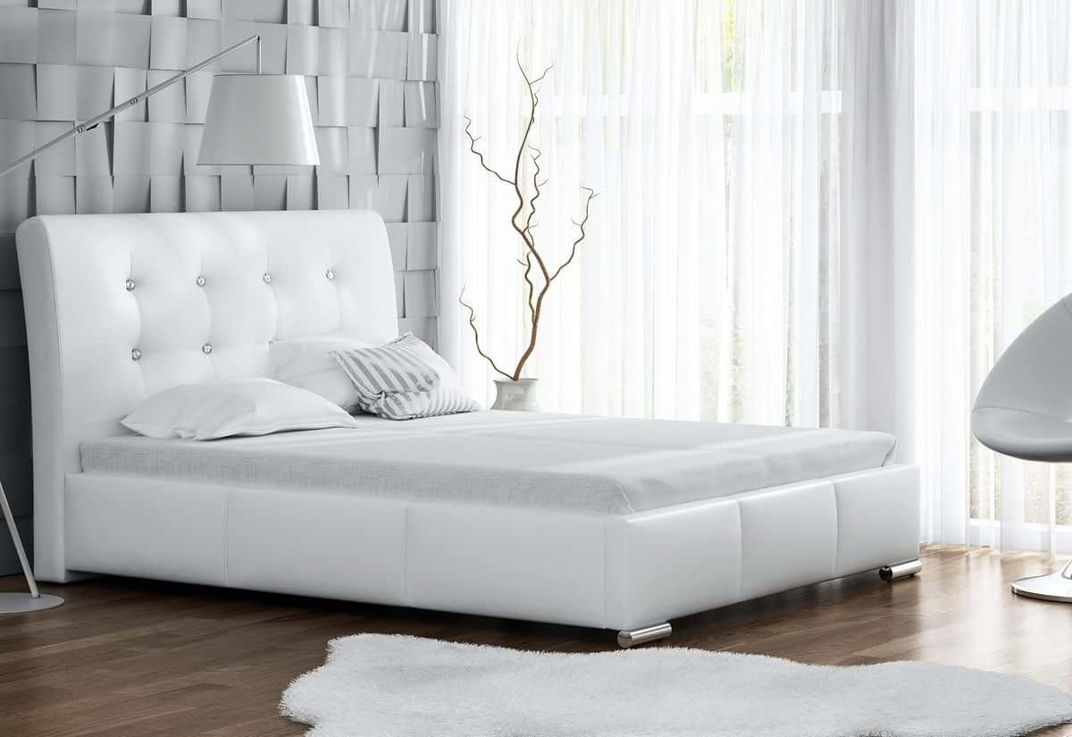 Čalouněná postel NORA, 120x200, madryt 190