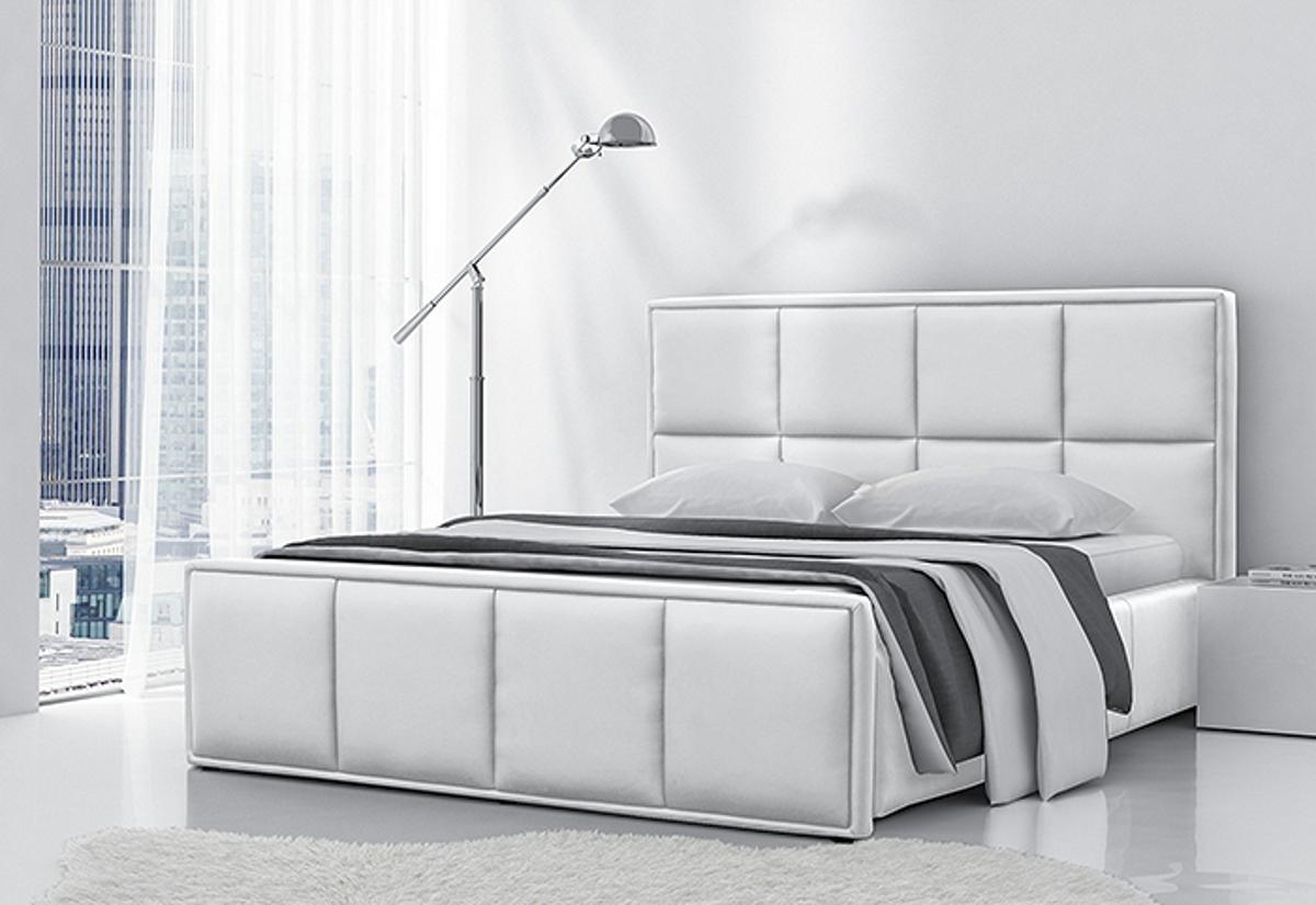 Čalouněná postel BORIS, 120x200, madryt 190