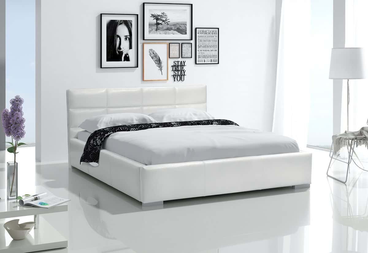 Čalouněná postel PEGGY, 120x200, madryt 160
