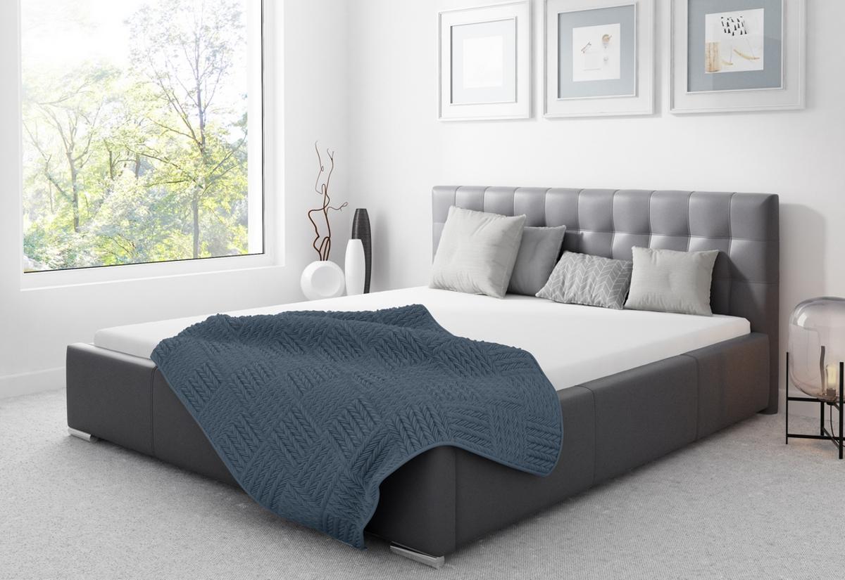 Čalouněná postel STEIN, 120x200, madryt 190