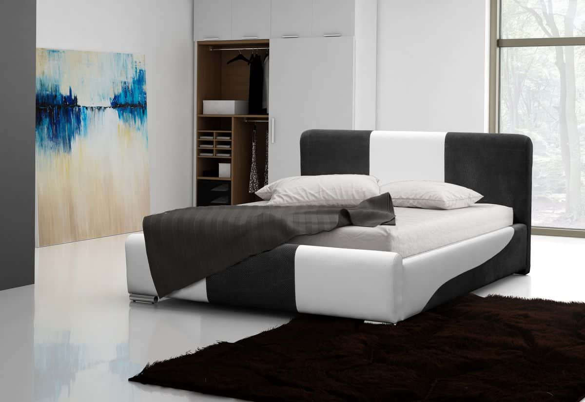 Čalouněná postel VALERIA, 120x200, madryt 190