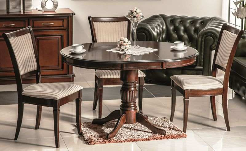 Kulatý stůl ANTON