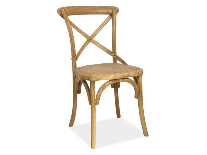 Židle z masivu LENY, 88x45x41, buk