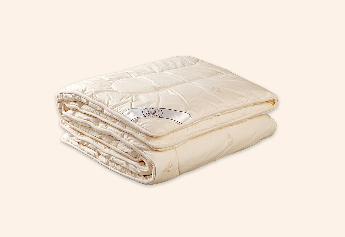 Antialergická deka z ovčí vlny GUSTI