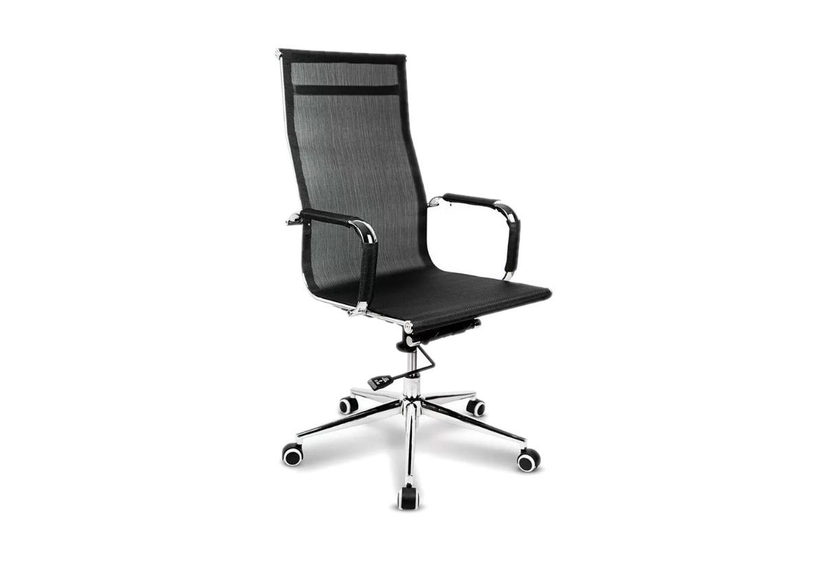 Kancelářská židle CANCEL FACTORY PLUS, černá