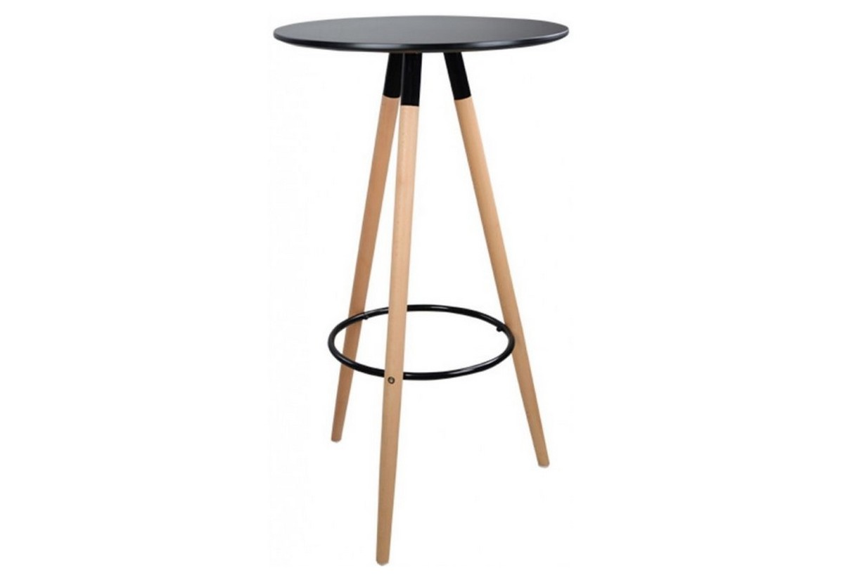 Barový stůl CANDY, 105x60, černá